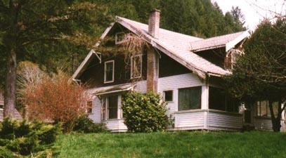 Alpha Farm Deadwood Oregon